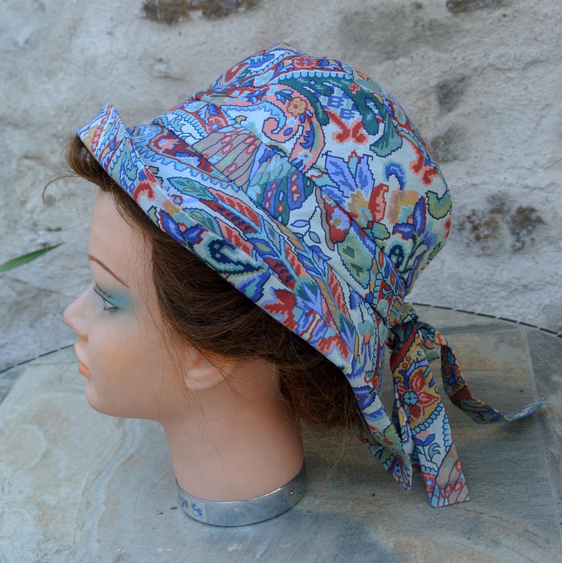 Chapeau d'été.