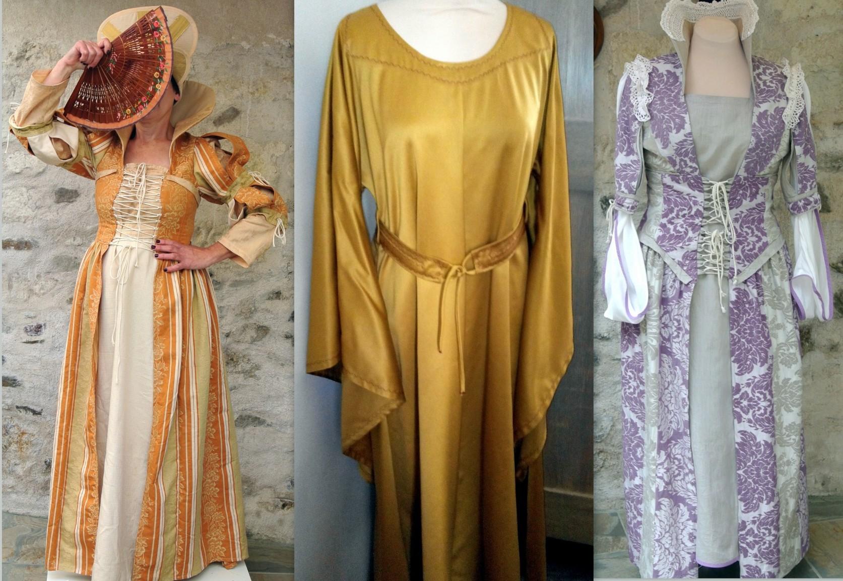 Costumes historique
