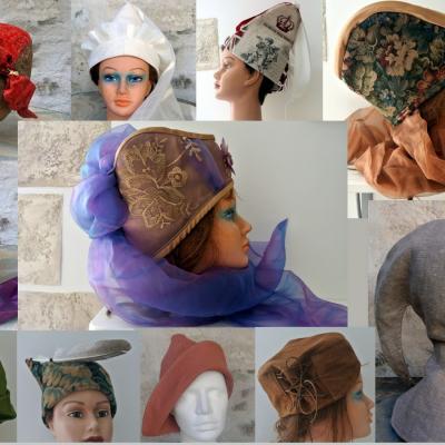 Les coiffes de Gouffier couture