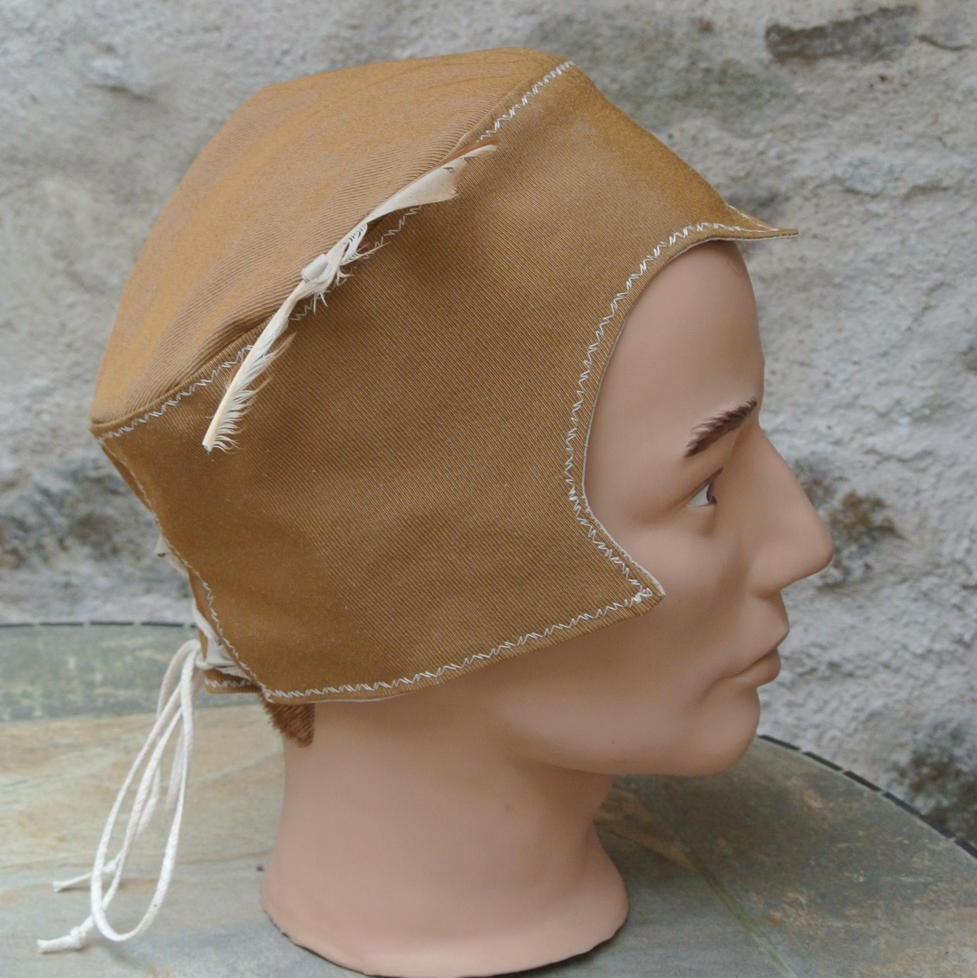 Chapeau médiéval homme