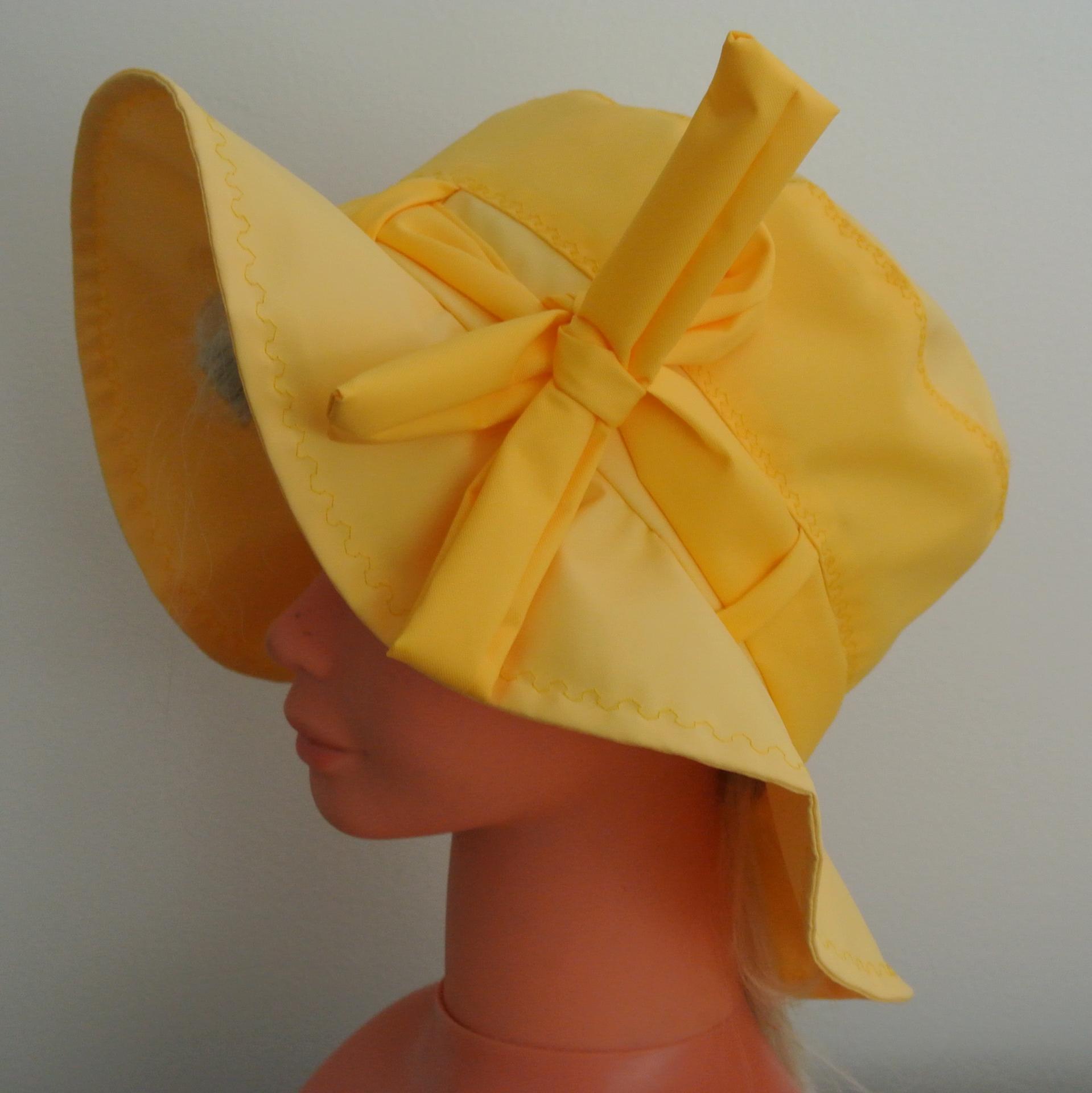 Chapeau pour la pluie