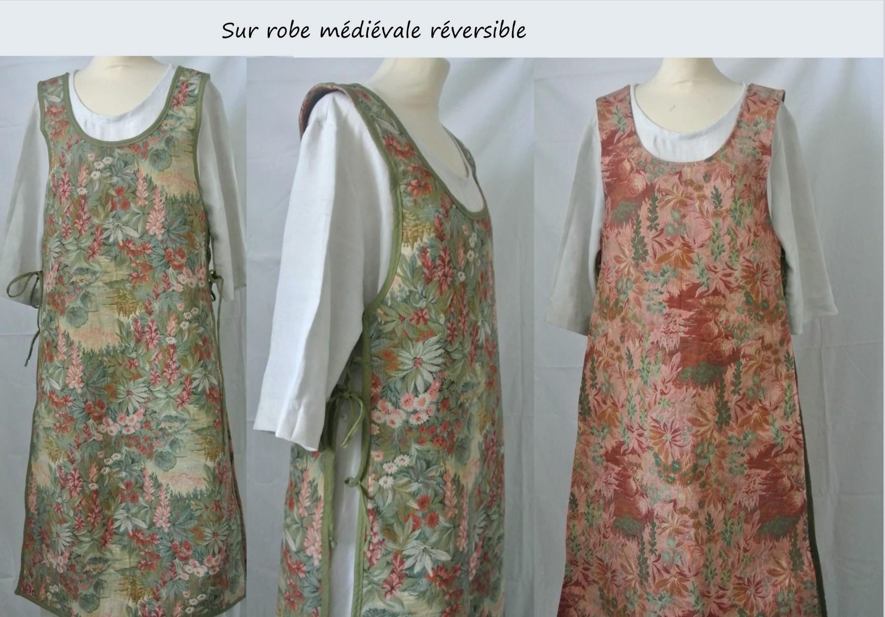 Sur robe médiévale