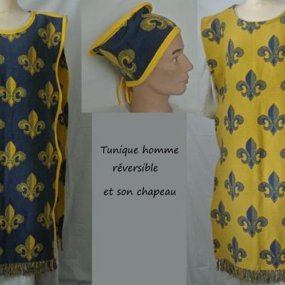 Tunique médiévale