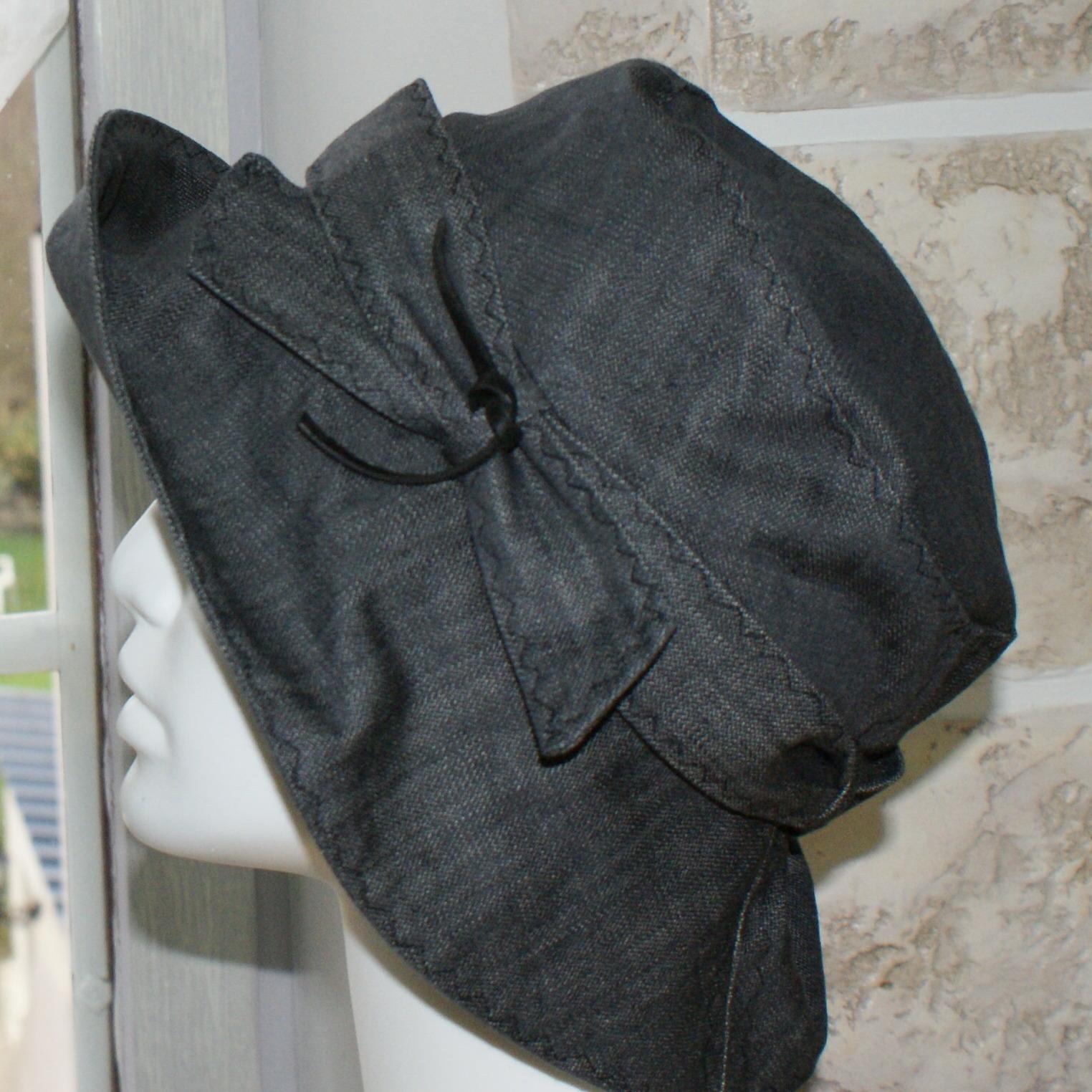 Chapeau en jeans